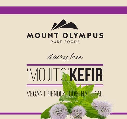 mojito-kefir-label