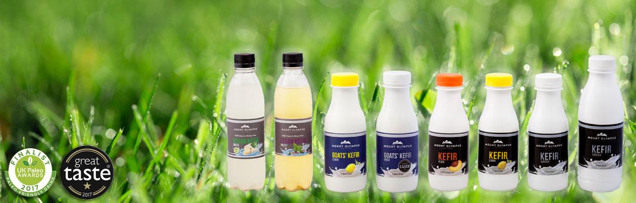 natural kefir health benefits